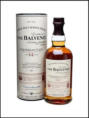 BALVENIE CARIBBEAN CASK 14Y 70CL
