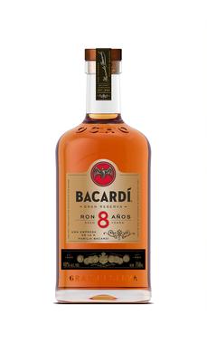 BACARDI 8 Y 70CL