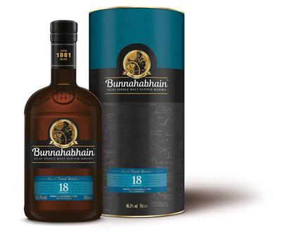 BUNNAHABHAIN 18Y 70CL