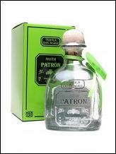 PATRON SILVER 70CL
