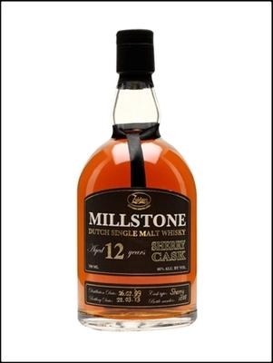 MILLSTONE SHERRY CASK 12Y 70CL