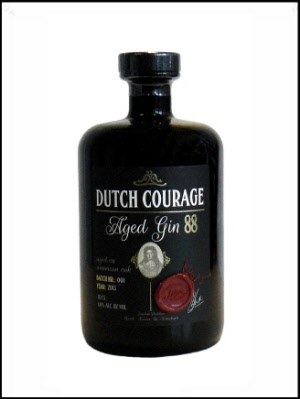 DUTCH COURAGE AGED GIN 70CL