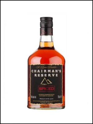 CHAIRMAN'S RESERVE SPICED 70CL