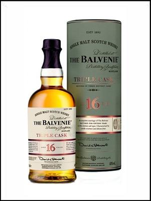 BALVENIE 16Y TRIPLE CASK 70CL