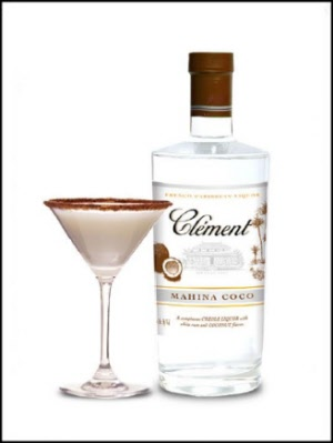 CLEMENT MAHINA COCO 70CL