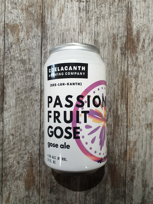 Coelacanth Passion Fruit Gose 35.5cl