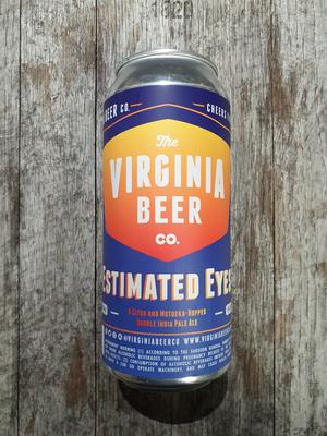 Virginia Estimated Eyes 47.3cl