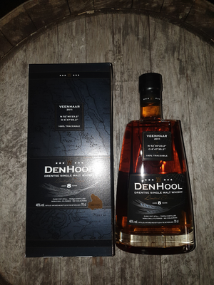 Den Hool Veenhaar 2011 Limited Edition 8y 70cl