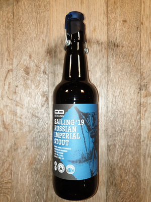 Berging Sailing '19 Russian Imperial Stout 50cl