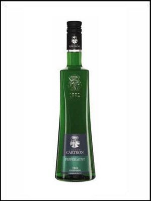 Carton Peppermint Vert 70cl