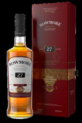 Bowmore 27y 70cl
