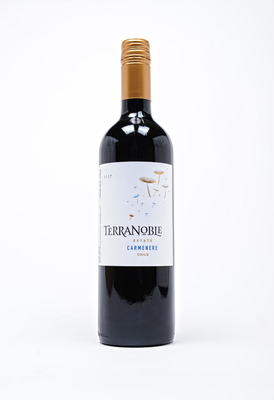 Terranoble Estate Carmenere 75cl