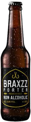 Braxzz Porter Non-Alcoholic 33cl