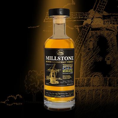 Millstone American Oak Moscatel 70cl