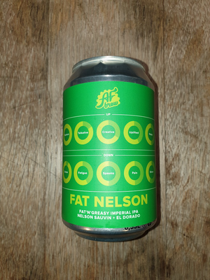 AF Brewery Fat Nelson 33cl