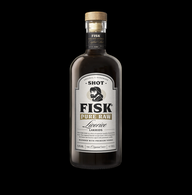 Fisk Pure Raw 70cl
