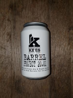 Kees Barrel Project 20.01 33cl