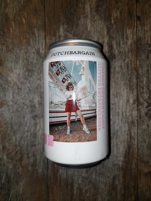 Dutchbargain Cherry Cotton Candy Glitter Extravaganza 33cl