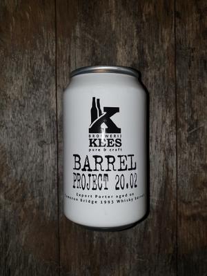 Kees Barrel Project 20.02 33cl