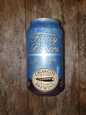 Cigar City Fancy Papers 35.5cl