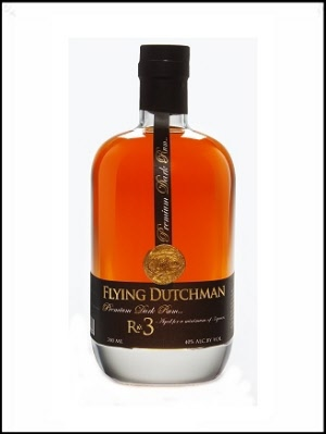 FLYING DUTCHMAN RUM 3 70CL