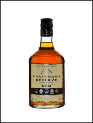 CHAIRMAN'S RESERVE ST LUCIA 70CL