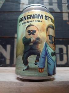 Lobik Gangnam Style 2021 Confirmed Quadruple NEIPA 33cl
