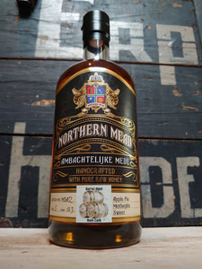 Northern Mead Rum Barrel Aged Apple Pie Mede 50cl