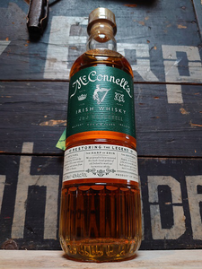 McConnell's 5 Year Old Irish Whiskey 1776 70cl