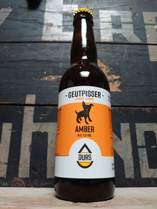 Brouwerij Durs Geutpisser Amber 33cl