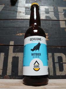 Brouwerij Durs Schuume Witbier 33cl