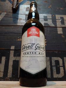Olde Hickory Wavell Gunn Scotch Ale Highland Whisky 65cl