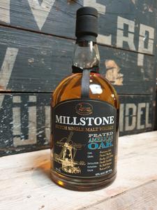 Millstone Peated American Oak 70cl