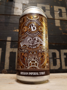 Baxbier Party Like It's 2019 Russian Imperial Stout 44cl