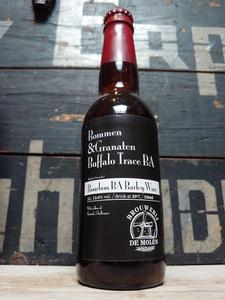 Brouwerij De Molen Bommen & Granaten Buffalo Trace Bourbon Barrel Aged Barely Wine 33cl