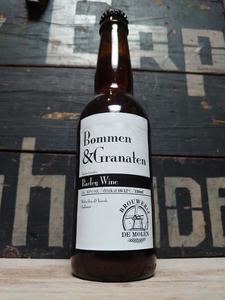Brouwerij De Molen Bommen & Granaten Barley Wine 33CL