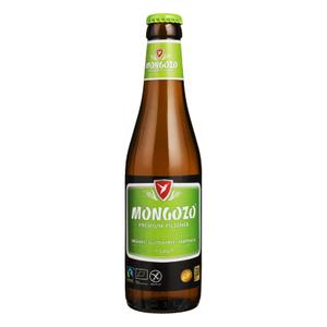 Mongozo Glutenvrij Premium Pilsner 33cl