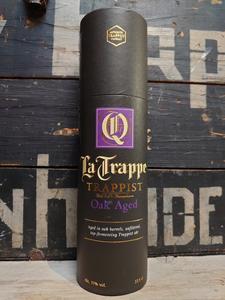 La Trappe Oak Aged Batch 39 Whisky & Oak Aged Belgian Ale 37,5cl