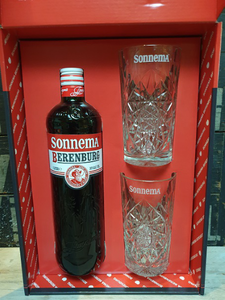 Sonnema Geschenkverpakking 2 Hobstar Longdrink glazen 100cl