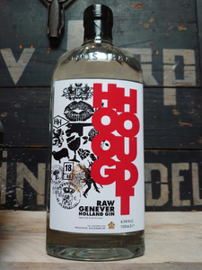 Hooghoudt RAW Genever Holland Gin 70cl