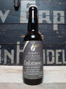 De Dochter Van De Korenaar Blended Oak Series Embrasse Whiskey BA Dark Ale 33cl