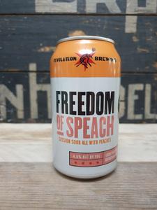 Revolution Brewing Freedom of Speach 35.5cl