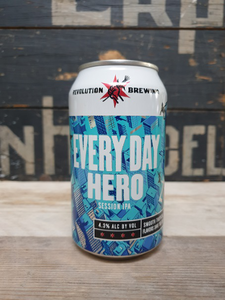 Revolution Brewing EveryDay Hero Session IPA 35.5cl
