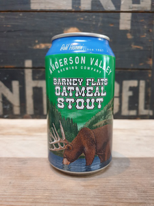 Anderson Valley Barney Flats Oatmeal Stout 35.5cl