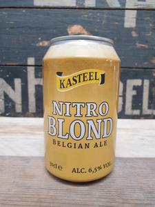 Kasteel Nitro Blond Belgian Ale 33cl