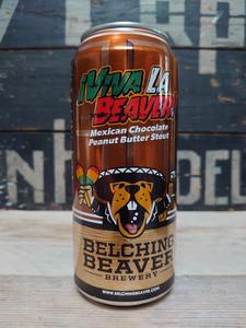 Belching Beaver Viva La Beaver Mexican Chocolate Peanut Butter Stout 47.3cl