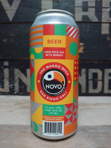 Novo Brazil The Mango beer IPA 47.3cl