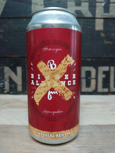 Baxbier X Floem Bier Bigger Alliance Imperial Red IPA 44cl
