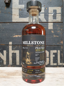 Millstone Peated Moscatel Cask 70cl
