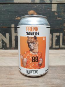 Big Belly Frenk Oranje IPA 33cl